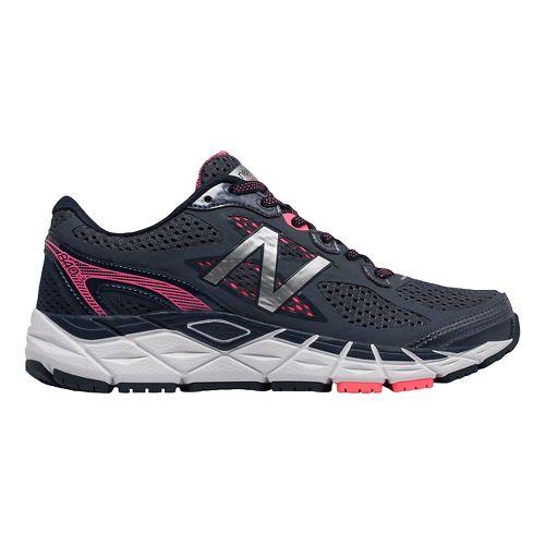 Womens New Balance 840v3 Running Shoe - Thunder/Galaxy 11