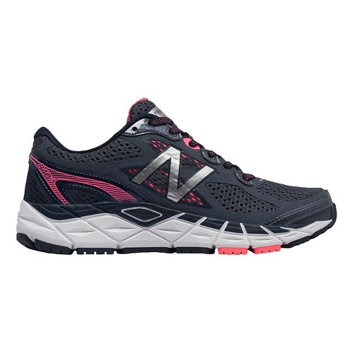 Womens New Balance 840v3 Running Shoe - Thunder/Galaxy 8.5