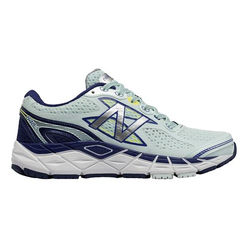 Womens New Balance 840v3 Running Shoe - Droplet/Basin 7