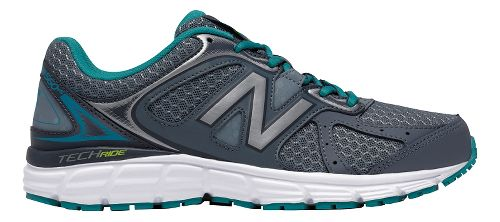 Womens New Balance 560v6 Running Shoe - Grey/Silver/Sea 9.5