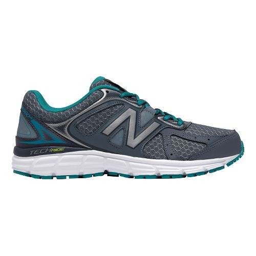 Womens New Balance 560v6 Running Shoe - Grey/Silver/Sea 10