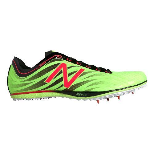 Mens New Balance LD5000v3 Track and Field Shoe - Toxic/Black 14