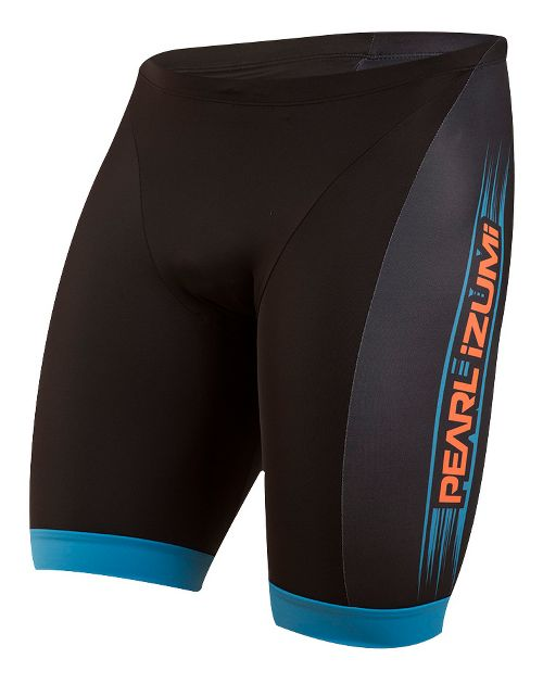Mens Pearl Izumi ELITE In-R-Cool LTD Tri Unlined Shorts - Bel Air Blue Rush L
