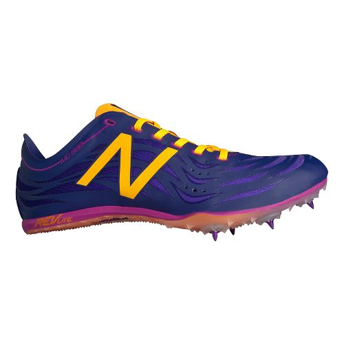 Womens New Balance MD800v4 Track and Field Shoe - Basin/Impulse 7