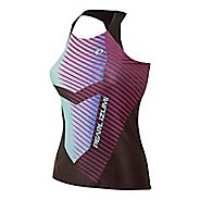 Womens Pearl Izumi PRO In-R-Cool Tri Singlet Sleeveless & Tank Technical Tops