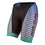 Womens Pearl Izumi PRO In-R-Cool Tri Unlined Shorts