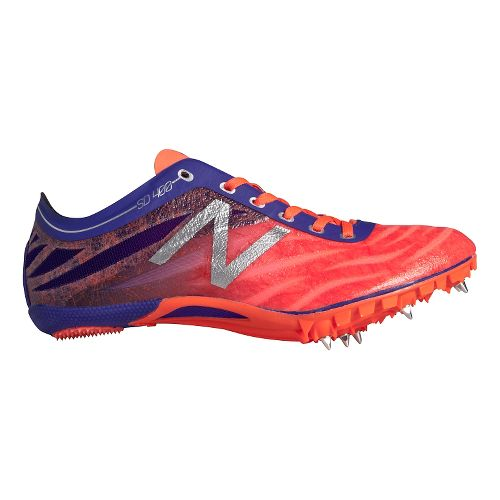 Womens New Balance SD400v3 Track and Field Shoe - Dragonfly/Titan 12