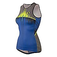 Womens Pearl Izumi ELITE In-R-Cool LTD Tri Singlet Sleeveless & Tank Tops Technical Tops