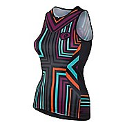Womens Pearl Izumi ELITE In-R-Cool LTD Tri Singlet Sleeveless & Tank Technical Tops