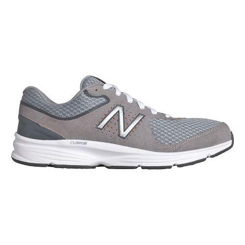Mens New Balance 411v2 Walking Shoe - Grey 11