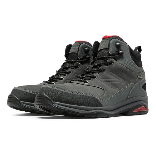 Mens New Balance 1400v1 Trail Running Shoe - Grey 9