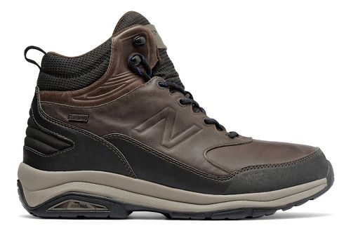 Mens New Balance 1400v1 Trail Running Shoe - Dark Brown 10