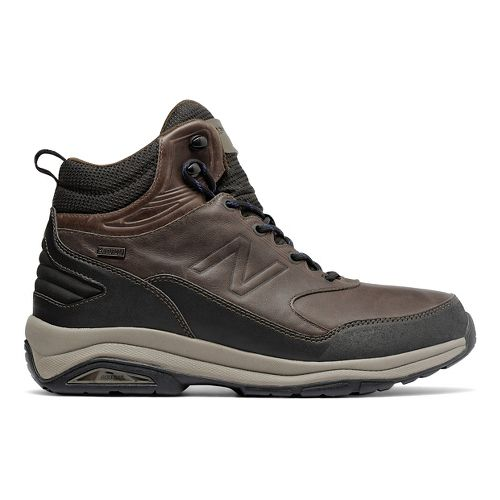 Mens New Balance 1400v1 Trail Running Shoe - Dark Brown 13