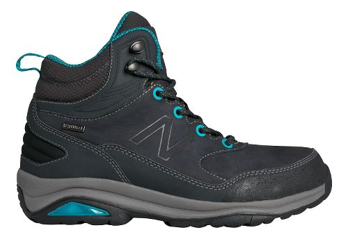 Womens New Balance 1400v1 Hiking Shoe - Dark Brown 5