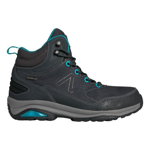 Womens New Balance 1400v1 Hiking Shoe - Grey 10