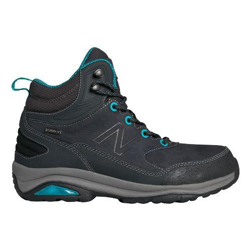 Womens New Balance 1400v1 Hiking Shoe - Grey 9.5