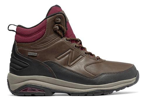 Womens New Balance 1400v1 Hiking Shoe - Dark Brown 7.5