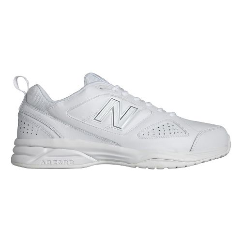 Mens New Balance 623v3 Cross Training Shoe - White 12.5