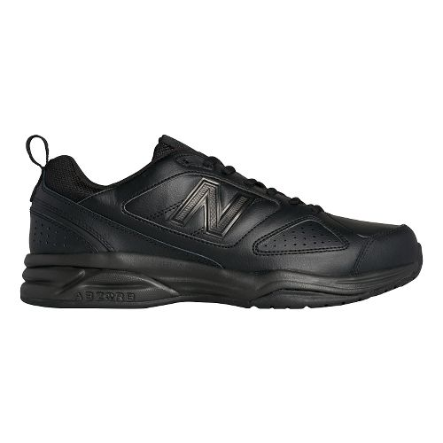 Womens New Balance 623v3 Cross Training Shoe - Black 8