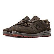 Mens New Balance 3000v1 Trail Running Shoe - Brown 11.5