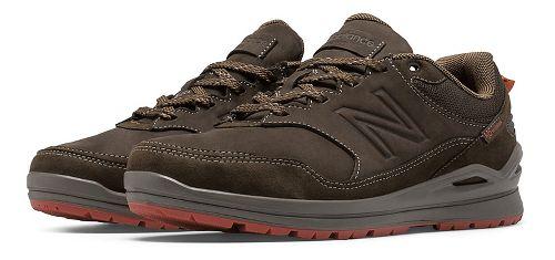 Mens New Balance 3000v1 Trail Running Shoe - Brown 13