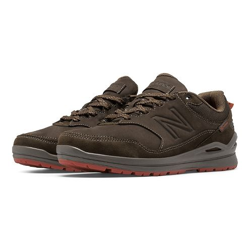 Mens New Balance 3000v1 Trail Running Shoe - Brown 8