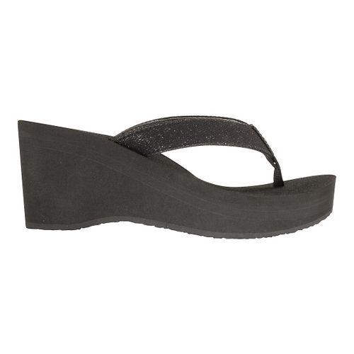 Womens Cobian Mirage Zoe Sandals Shoe - Black 6
