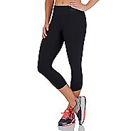 Womens Saucony Ignite Capris Tights