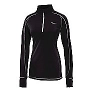 Womens Saucony Omni Sportop Long Sleeve Technical Tops