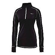 Womens Saucony Omni Sportop Long Sleeve Technical Tops