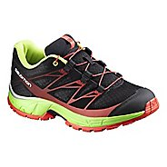 Kids Salomon Wings J Pre/Grade School Trail Running Shoe