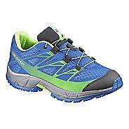 Kids Salomon Wings K Trail Running Shoe