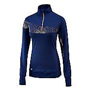 Womens Saucony Run Strong Sportop Long Sleeve Technical Tops
