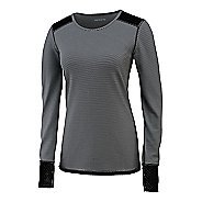 Womens Saucony Swift Long Sleeve Technical Tops