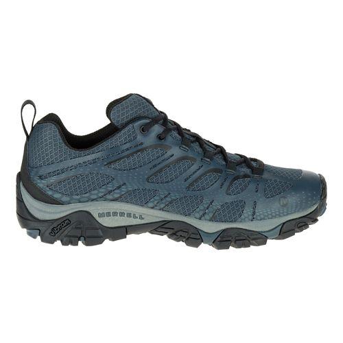 Mens Merrell Moab Edge Trail Running Shoe - Dark Slate 10