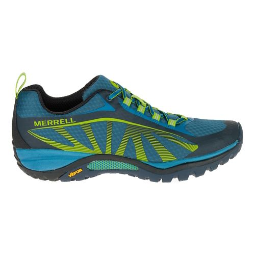 Womens Merrell Siren Edge Trail Running Shoe - Seaport 8.5