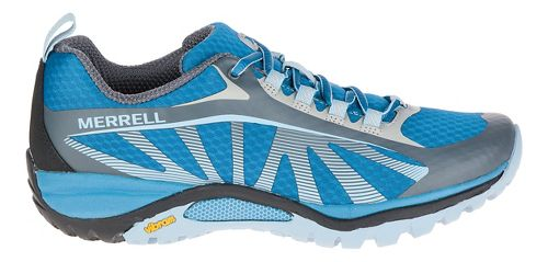 Womens Merrell Siren Edge Trail Running Shoe - Faience/Forget me not 10