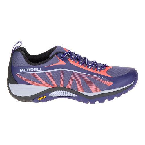 Womens Merrell Siren Edge Trail Running Shoe - Astral Aura 6.5