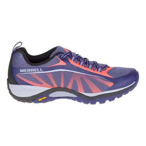 Womens Merrell Siren Edge Trail Running Shoe - Astral Aura 9