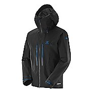 Mens Salomon S-Lab X ALP Pro Warm Up Hooded Jackets