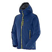 Mens Salomon S-Lab X ALP Smartskin Warm Up Hooded Jackets