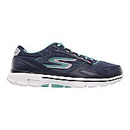 Womens Skechers GO Walk 3 - Compete Walking Shoe