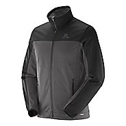 Mens Salomon Cruz FZ 2 Cold Weather Jackets