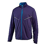Mens Saucony Nomad Warm Up Unhooded Jackets