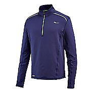 Mens Saucony Omni Sportop Long Sleeve Technical Tops