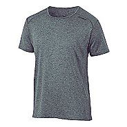 Mens 2XU Movement Short Sleeve Technical Tops