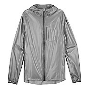 Mens Saucony Exo Jacket Warm Up Hooded Jackets