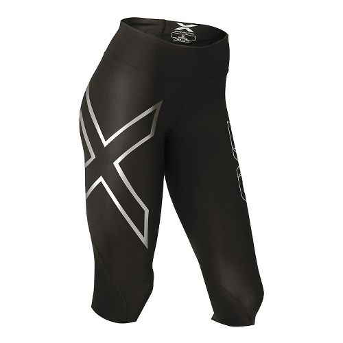 Women's 2XU�Hyoptik Mid-Rise Thermal Compression Tig