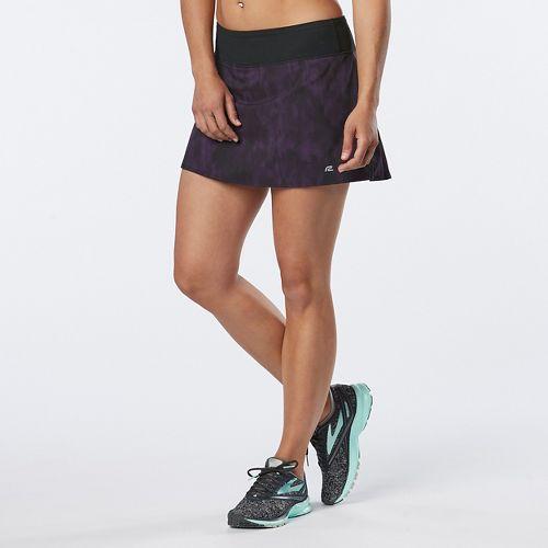 Womens R-Gear School 'Em Printed Skort Fitness Skirts - Let's Jam M