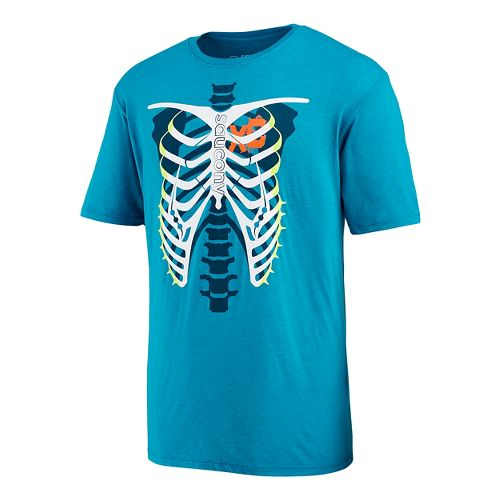 Men's Saucony�Skeleton XC Graphic